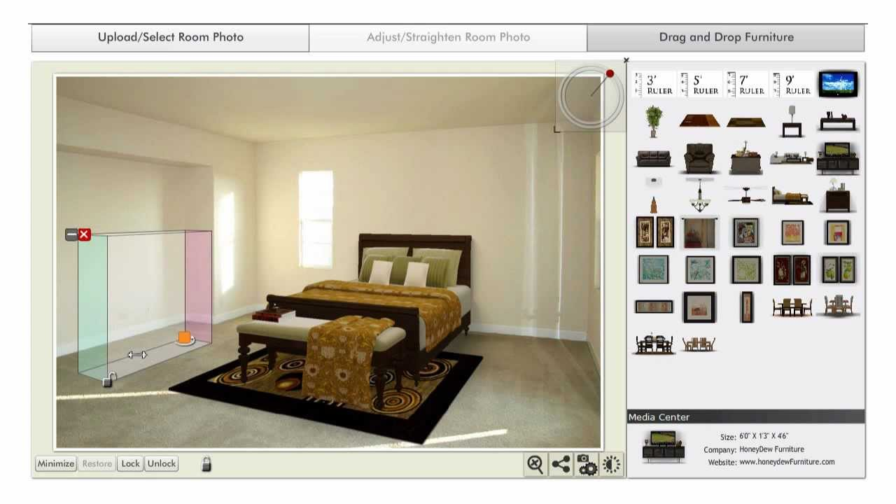 How To do Virtual Staging in Photoshop